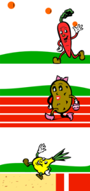 Sport Vegetable