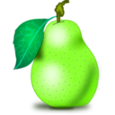 download Pear clipart image with 45 hue color