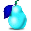 download Pear clipart image with 135 hue color