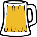 Fatty Matty Brewing Beer Mug Icon