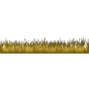 download Grass Only clipart image with 315 hue color