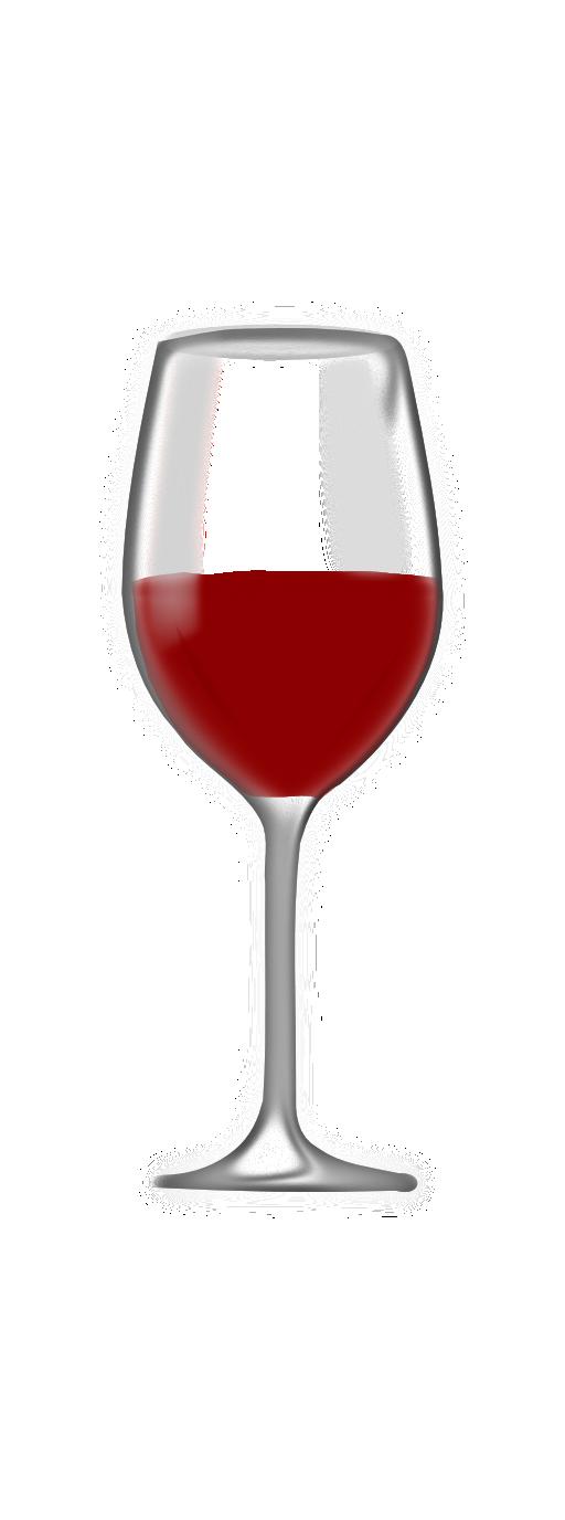 Clip art wine glass