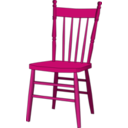 download Chair clipart image with 135 hue color