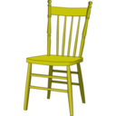 download Chair clipart image with 225 hue color