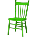 download Chair clipart image with 270 hue color