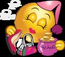 3edya Girl Smiley Emoticon