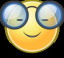 Tango Face Glasses