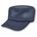 download Army Hat clipart image with 135 hue color