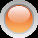 Led Circle Orange
