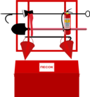 Fire Fighting Equipment Stand