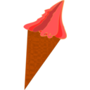 Wild Berry Ice Cream Cone