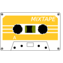 download Cassette Stylised clipart image with 45 hue color