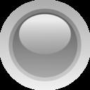 Led Circle Grey