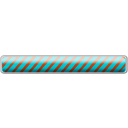 download Striped Bar 09 clipart image with 135 hue color
