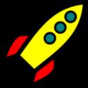 Rocket Icon Clipart I2clipart Royalty Free Public Domain Clipart