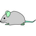 download Mouse clipart image with 135 hue color