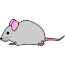 download Mouse clipart image with 315 hue color