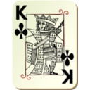 Guyenne Deck King Of Clubs