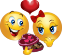 Valentine Gift Smiley Emoticon