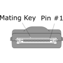 18 Pin Pda Connector
