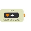 Pay What You Want Button 1