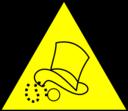Caution Rich People
