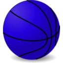 download Basketball clipart image with 225 hue color