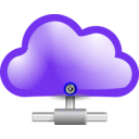 download Cloud Computing clipart image with 45 hue color