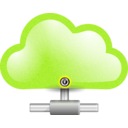 download Cloud Computing clipart image with 225 hue color