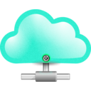 download Cloud Computing clipart image with 315 hue color