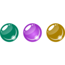 download Balls clipart image with 45 hue color