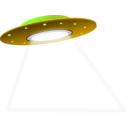 download Ufo clipart image with 45 hue color