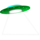 download Ufo clipart image with 135 hue color