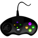 download Gamepad clipart image with 45 hue color
