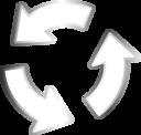 Recycler Steel Arrow