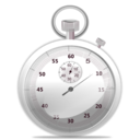 download Stop Watch Icon clipart image with 135 hue color