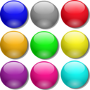 Game Marbles Simple Dots