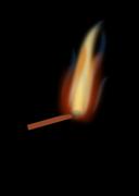 Burning Match Gribba