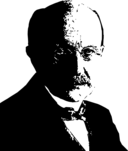 Max Planck Silhouette