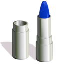 download Lipstick clipart image with 225 hue color