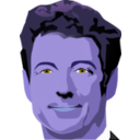download Rand Paul clipart image with 225 hue color