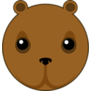 Cute Bear Head
