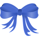 download Ribbon clipart image with 225 hue color