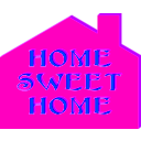 download Home Seet Home clipart image with 45 hue color