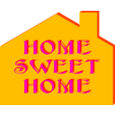 download Home Seet Home clipart image with 135 hue color