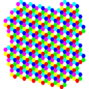 Hexagon Colorful