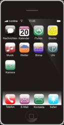 Smartphone German Version