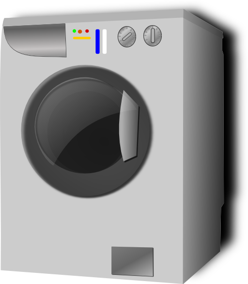 B C Washer ~ Washing machine clipart i royalty free public