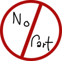 No Fart Sign