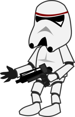 Comic Characters Stormtrooper